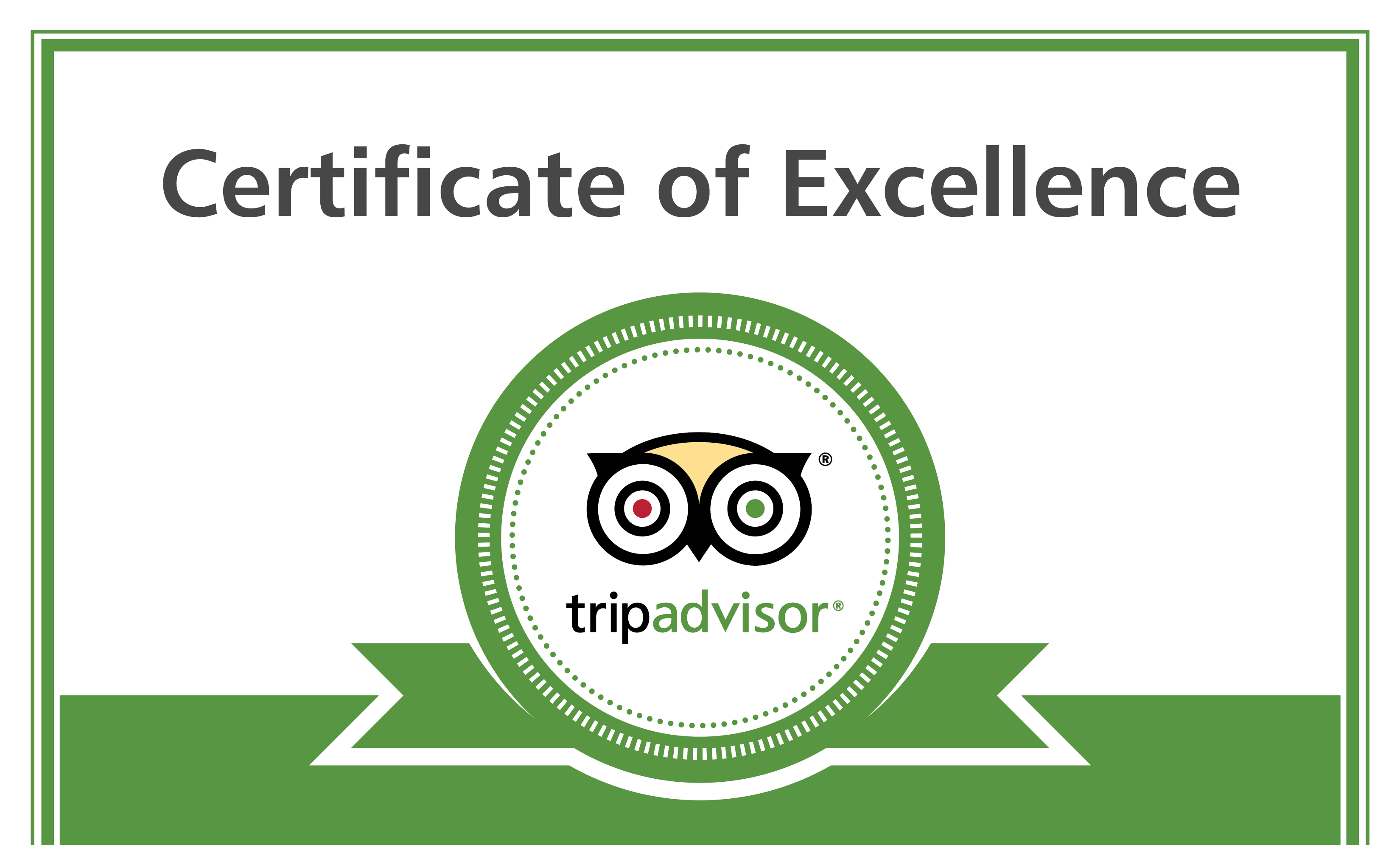 I'm proud of my consistent 5-star rating in TripAdvisor: Click to see the independently reviewed comments.